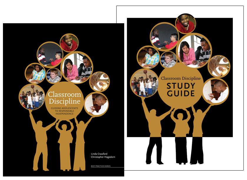 Classroom Discipline Set; Classroom Discipline Book and Classroom Discipline Study Guide