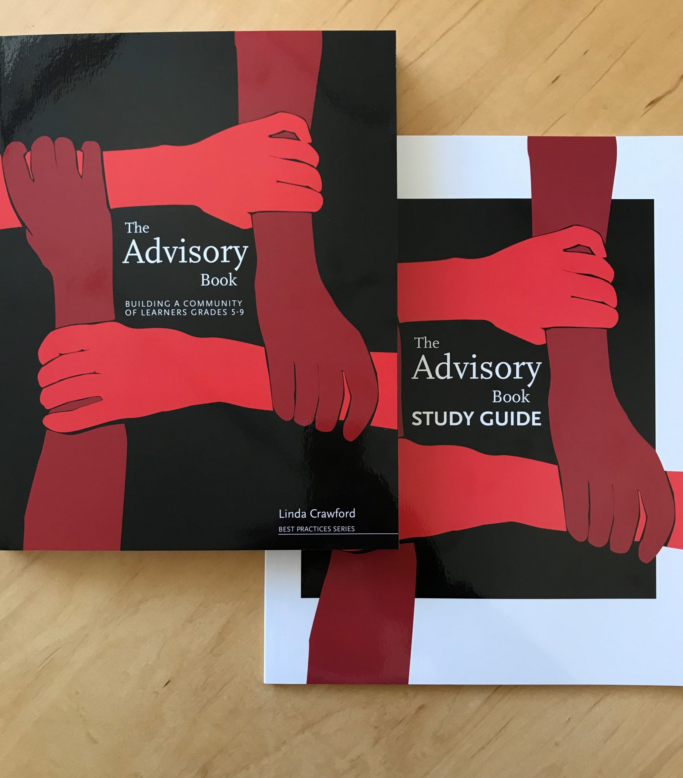 Advisory Book Set: Advisory Book and Advisory Book Study Guide