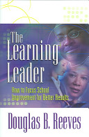 The Learning Leader book cover
