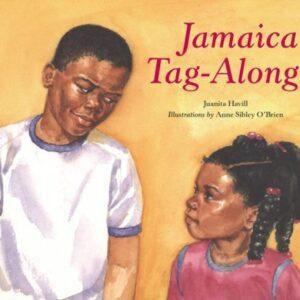Jamaica Tag-Along book