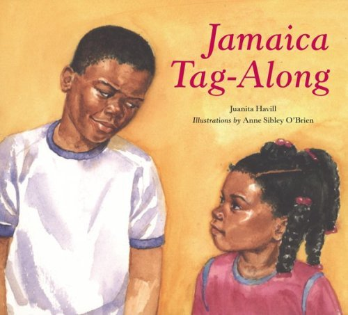 Jamaica Tag-Along book
