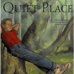 """""""Sometimes a person needs a quiet place.""""  A place that's far away from the hust"""