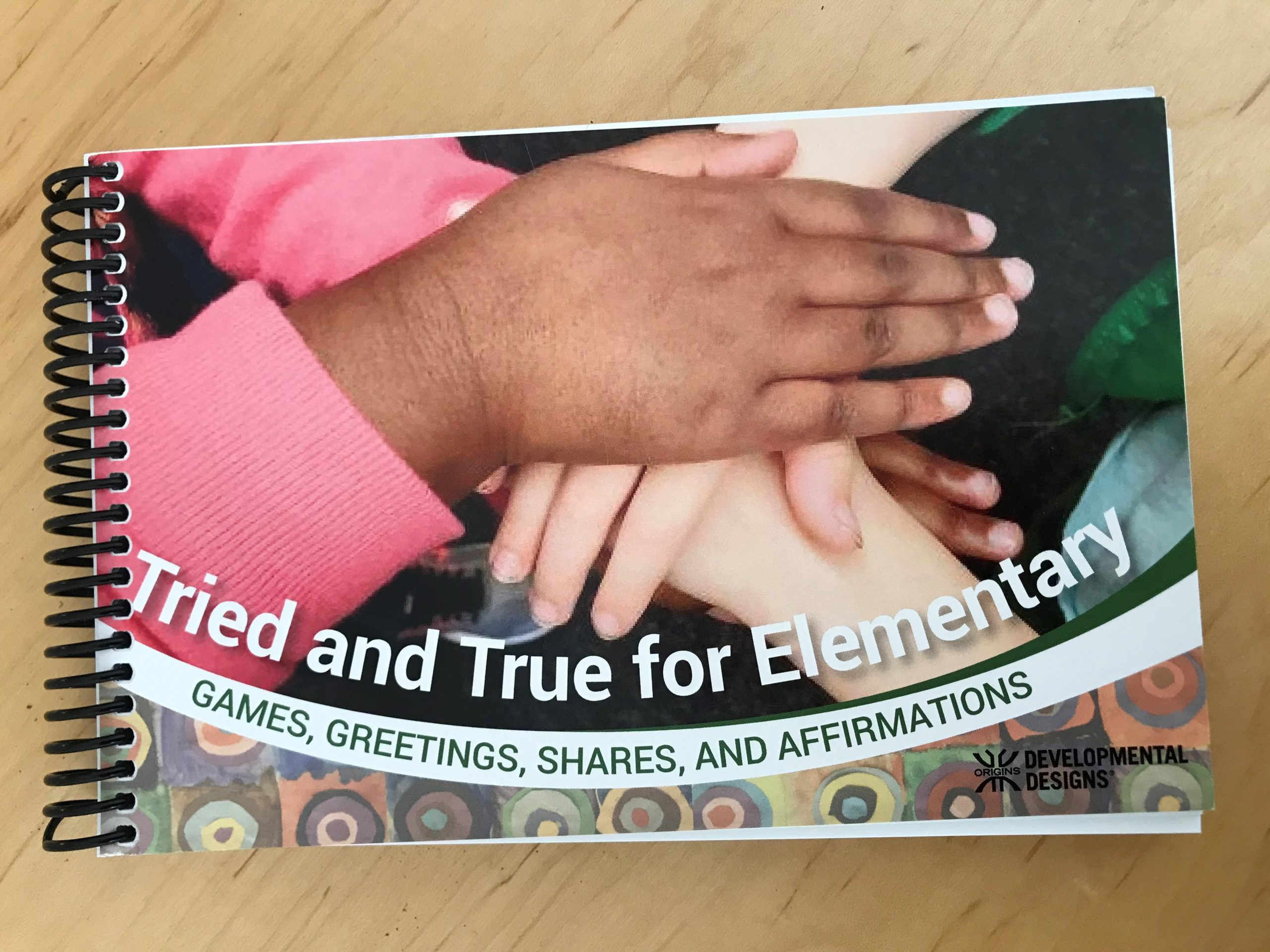 Games, Greetings, Shares, and Affirmations